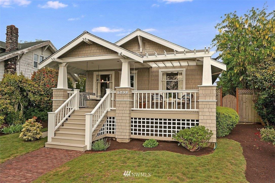 Photo of 5232 42nd Avenue SW, Seattle, WA 98136 (MLS # 1767923)