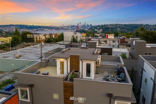 Photo of 4124 Linden Avenue N, Seattle, WA 98103 (MLS # 1808924)