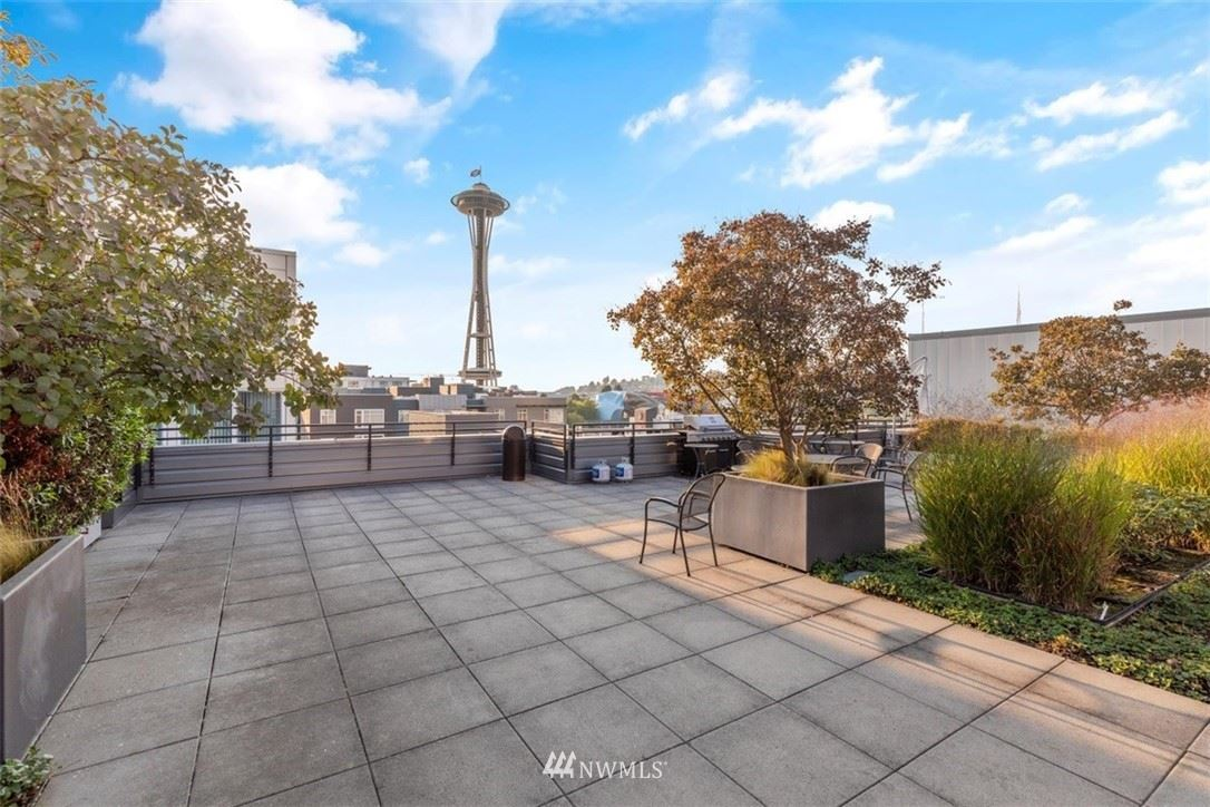 Photo of 699 John Street #706, Seattle, WA 98109 (MLS # 1677925)
