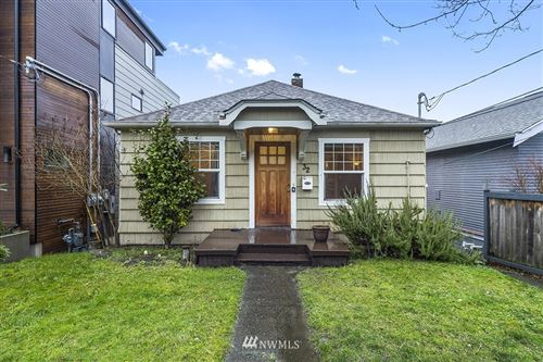 Photo of 32 Florentia Street, Seattle, WA 98109 (MLS # 1710927)