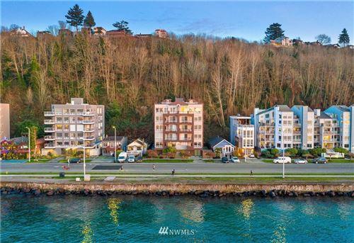 Photo of 1502 Alki Avenue SW #602, Seattle, WA 98116 (MLS # 1715927)
