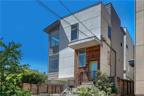 Photo of 4415 Meridian Avenue N, Seattle, WA 98103 (MLS # 1806928)