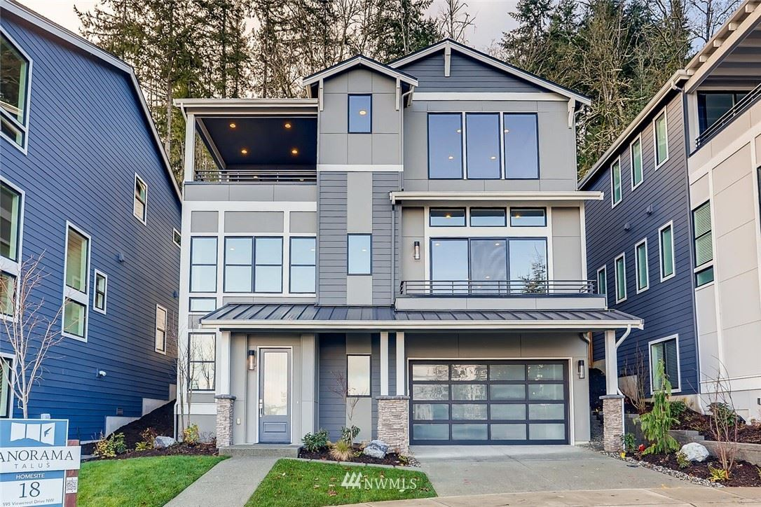Photo of 467 Foothills Drive NW, Issaquah, WA 98027 (MLS # 1746929)
