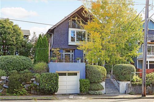 Photo of 7310 28th Avenue NW, Seattle, WA 98117 (MLS # 1674930)