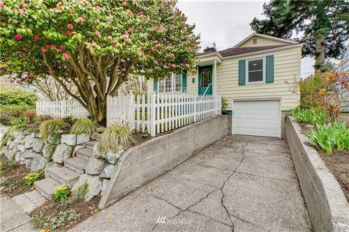 Photo of 4037 33rd Avenue W, Seattle, WA 98199 (MLS # 1752931)