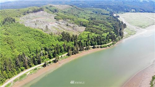 Photo of 0 xx US Hwy 101, Naselle, WA 98638 (MLS # 1500932)
