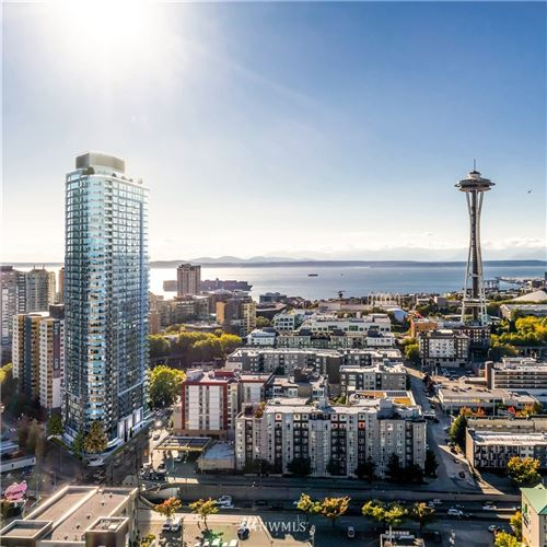 Photo of 600 Wall Street #2506, Seattle, WA 98109 (MLS # 1664932)