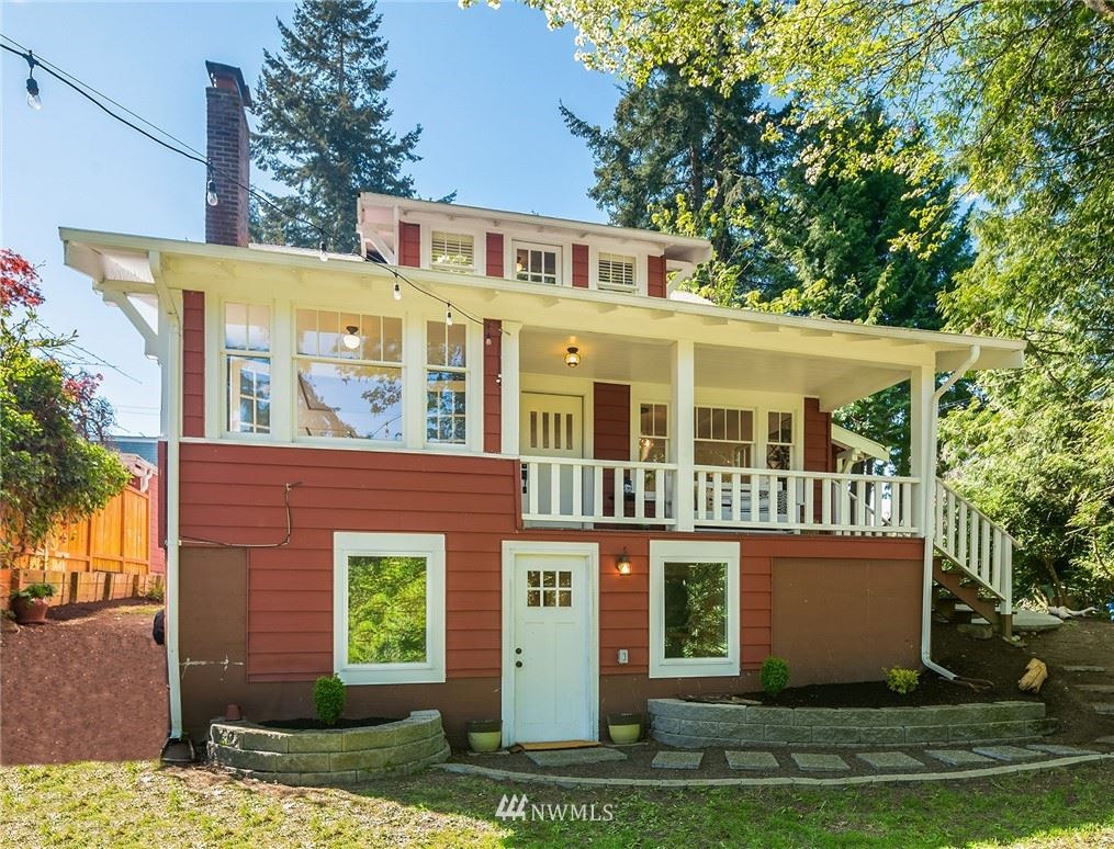 Photo of 7459 Gatewood Road SW, Seattle, WA 98136 (MLS # 1761932)