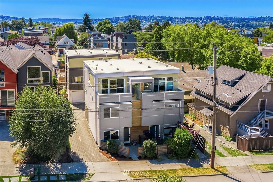 Photo for 1611 NW 65th Street #A, Seattle, WA 98117 (MLS # 1796933)