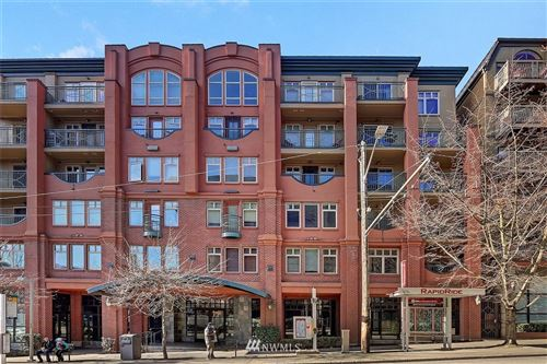 Photo of 123 Queen Anne Ave N #407, Seattle, WA 98109 (MLS # 1717935)