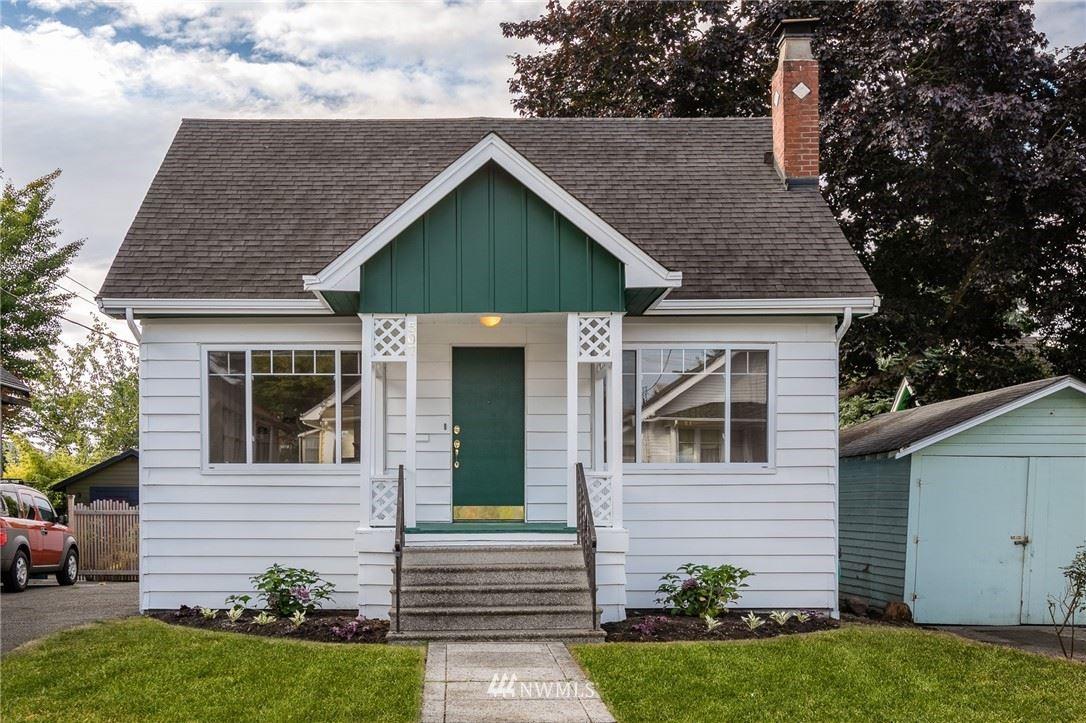 507 N 81st Street, Seattle, WA 98103 - MLS#: 1844935