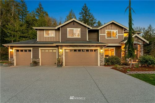 Photo of 12410 80th Street SE, Snohomish, WA 98290 (MLS # 1751937)