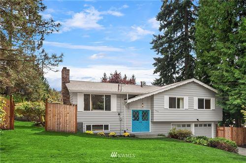 Photo of 14424 SE 23rd Place, Bellevue, WA 98007 (MLS # 1835937)