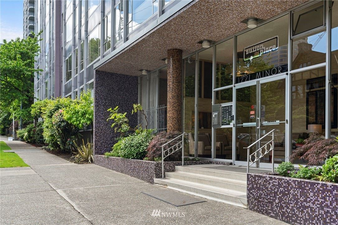 Photo of 1221 Minor Avenue #605, Seattle, WA 98101 (MLS # 1791937)