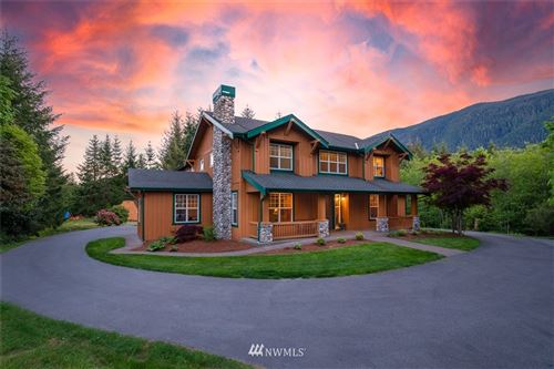 Photo of 42426 SE 149th Place, North Bend, WA 98045 (MLS # 1774939)