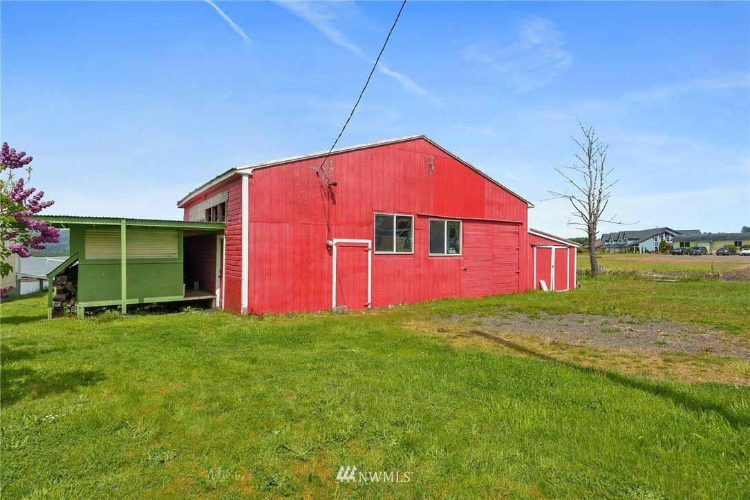 Photo of 125 Robert Bush Drive W, South Bend, WA 98586 (MLS # 1771941)
