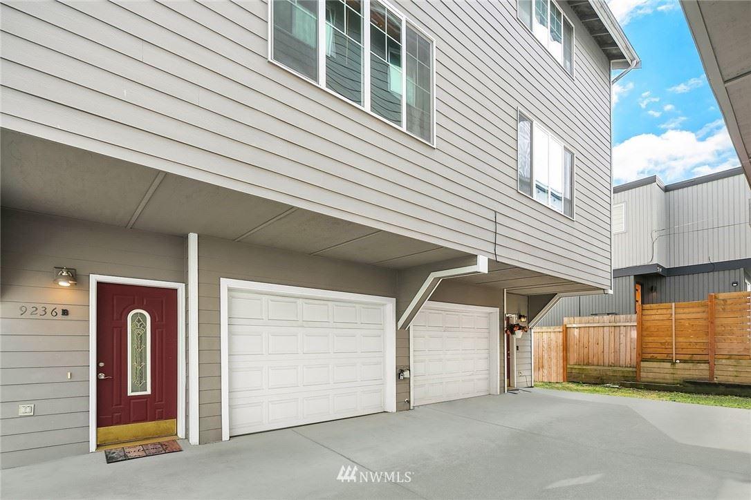 Photo of 9236 Interlake Avenue N #B, Seattle, WA 98103 (MLS # 1777941)