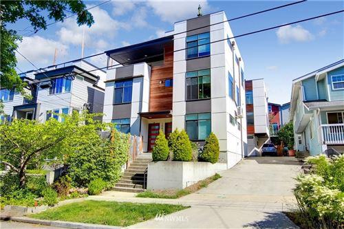 Photo of 1542 NW 62nd Street, Seattle, WA 98107 (MLS # 1796943)