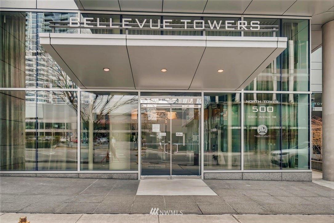 500 106th Avenue NE #1411, Bellevue, WA 98004 - #: 1805943