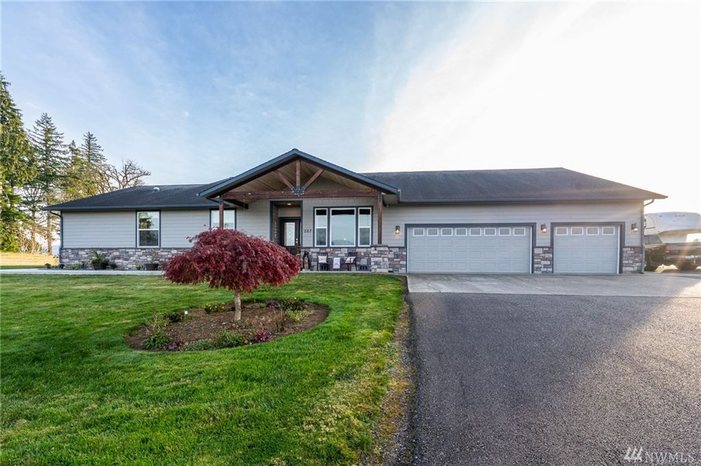 Photo for 287 Coleman Rd, Mossyrock, WA 98564 (MLS # 1539944)
