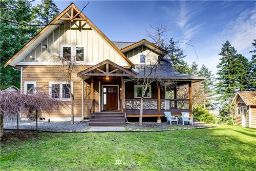Photo of 3034 Dogwood Terrace, Lummi Island, WA 98262 (MLS # 1736945)
