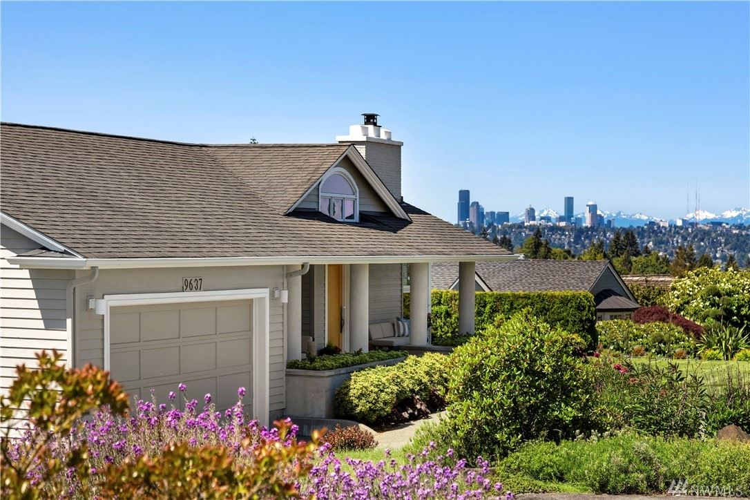 Photo of 9637 Evergreen Drive, Bellevue, WA 98004 (MLS # 1601945)