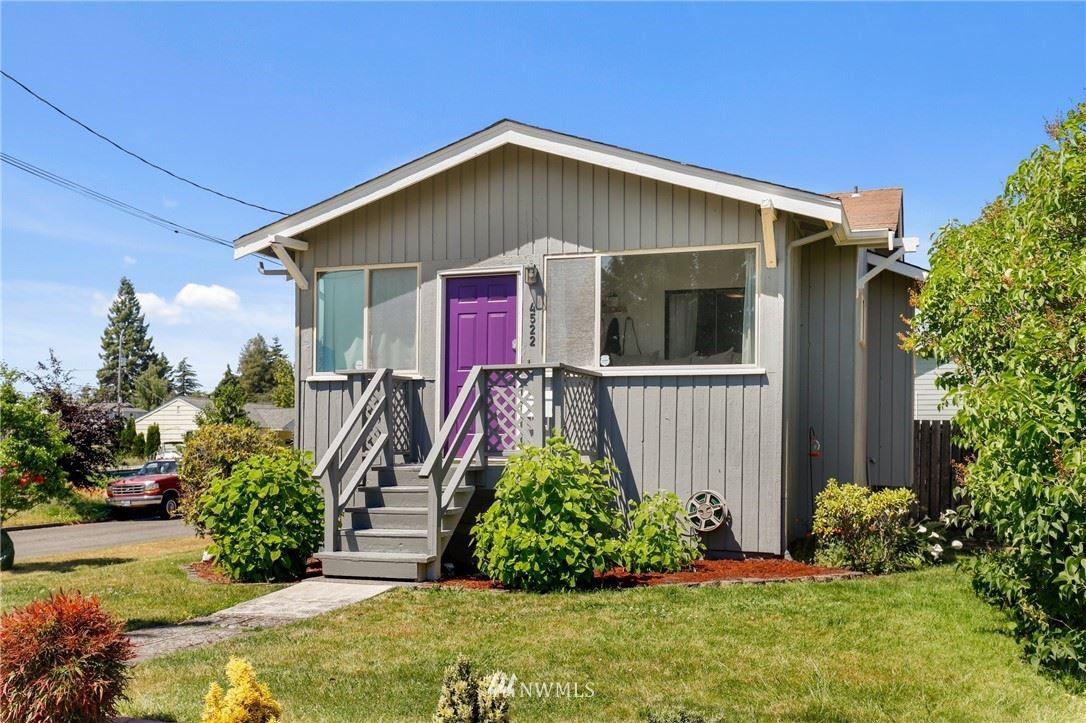 Photo of 4522 SW Graham Street, Seattle, WA 98136 (MLS # 1785946)
