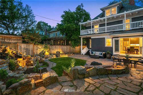 Photo of 735 17th Avenue E, Seattle, WA 98112 (MLS # 1763947)