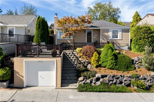 Photo of 3439 37th Avenue W, Seattle, WA 98199 (MLS # 1667953)