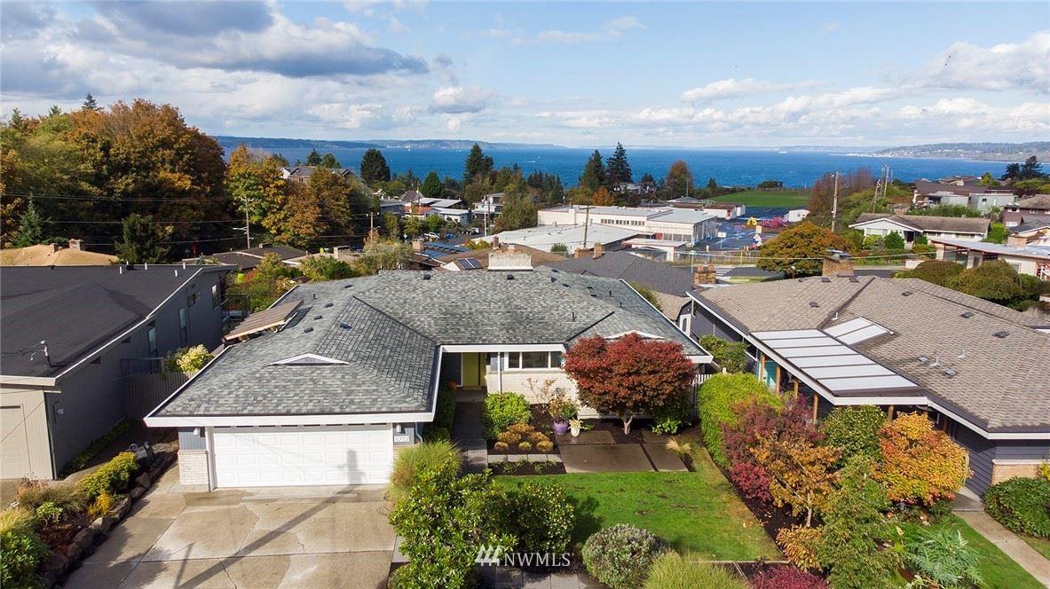 Photo of 8757 Jones Avenue NW, Seattle, WA 98117 (MLS # 1680953)