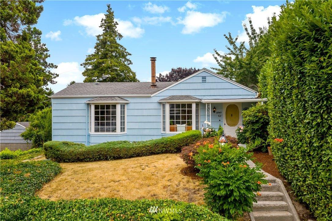 2747 47th Avenue SW, Seattle, WA 98116 - #: 1822953