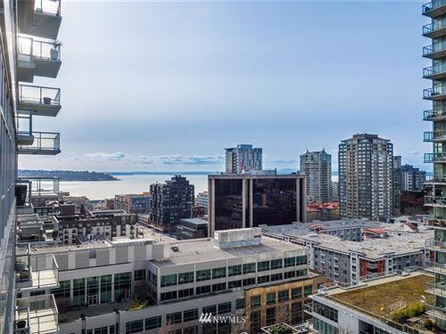 Photo of 588 Bell Street #1601S, Seattle, WA 98121 (MLS # 1734954)