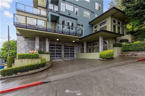 Photo of 655 Crockett Street #B105, Seattle, WA 98109 (MLS # 1766957)