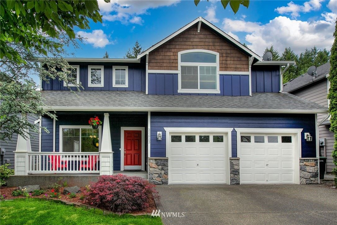 Photo of 22623 SE 287th Place, Maple Valley, WA 98038 (MLS # 1787957)