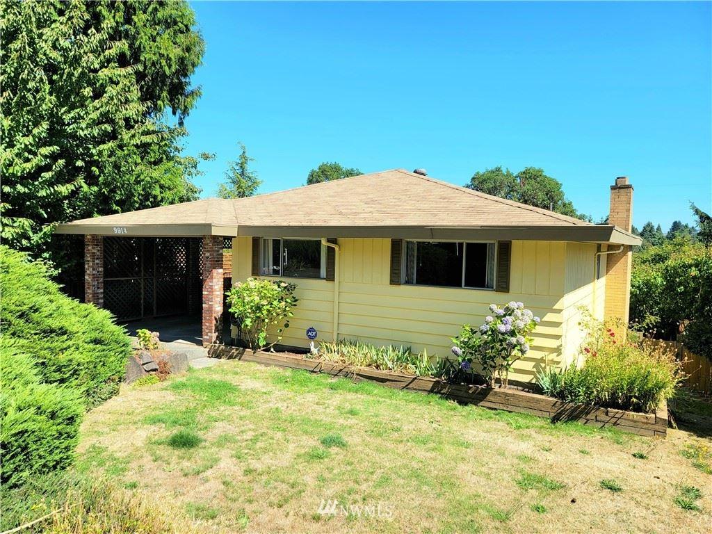 Photo of 9914 32nd Avenue SW, Seattle, WA 98126 (MLS # 1654961)