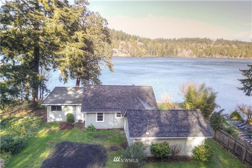 Photo of 1304 Madrona Beach Road NW, Olympia, WA 98502 (MLS # 1736963)