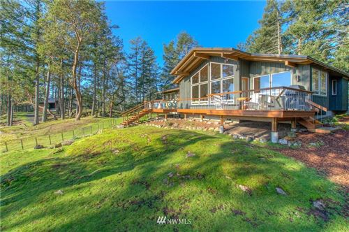 Photo of 1185 Deep Meadow Lane, Orcas Island, WA 98243 (MLS # 1558964)