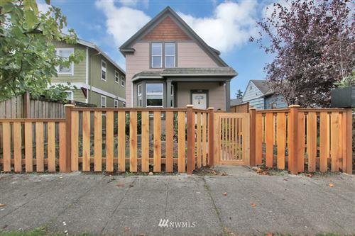 Photo of 806 S M Street, Tacoma, WA 98405 (MLS # 1680965)