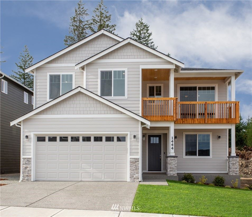 1396 Baker Heights (Homesite 23) Loop, Bremerton, WA 98312 - #: 1744965