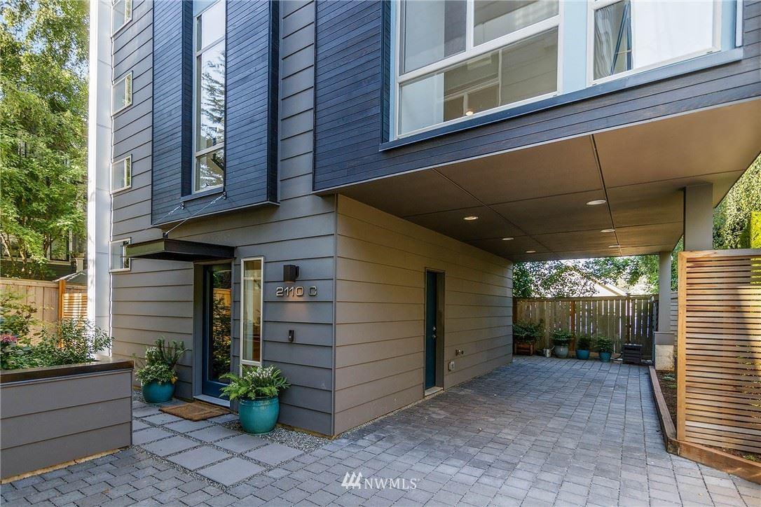 Photo of 2110 2nd Avenue N #C, Seattle, WA 98109 (MLS # 1791966)