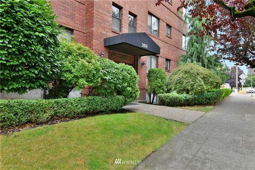 Photo of 2450 Dexter Avenue N #202, Seattle, WA 98109 (MLS # 1842970)