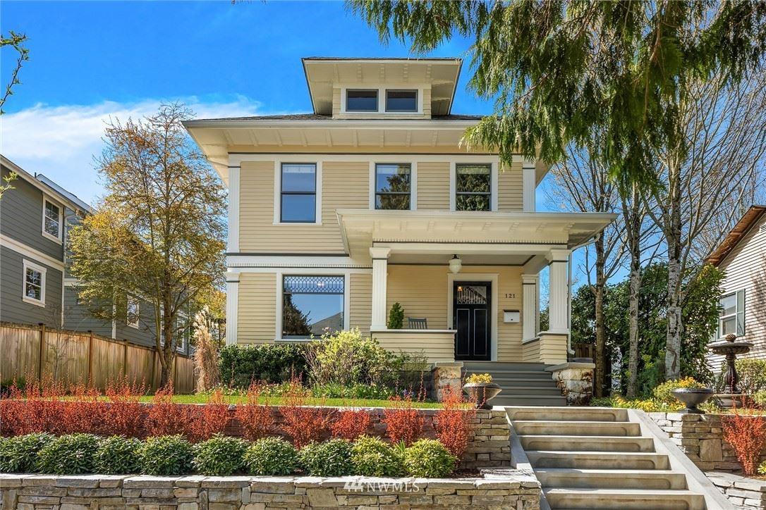 Photo of 121 29th Avenue, Seattle, WA 98122 (MLS # 1771970)