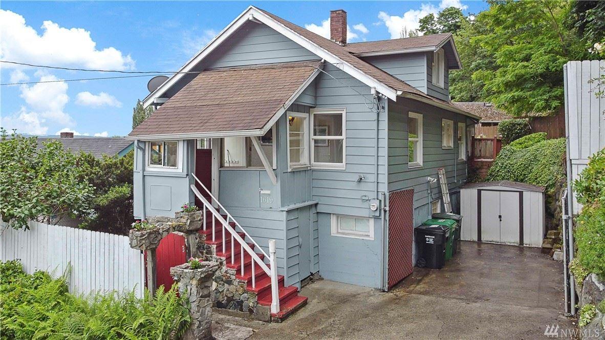 1619 S Holgate St, Seattle, WA 98144 - #: 1615973