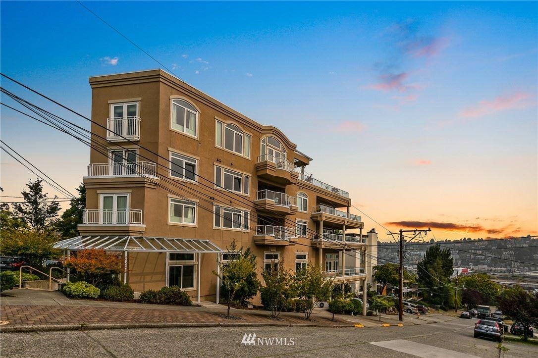 Photo of 2100 Thorndyke Avenue W #201, Seattle, WA 98199 (MLS # 1662973)