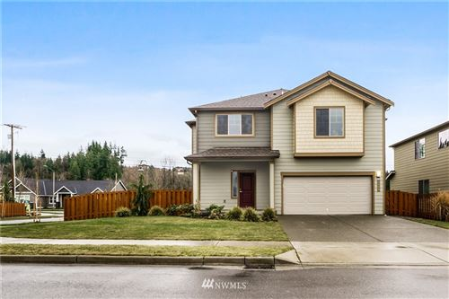 Photo of 1499 Van Sickle Avenue, Buckley, WA 98321 (MLS # 1716975)