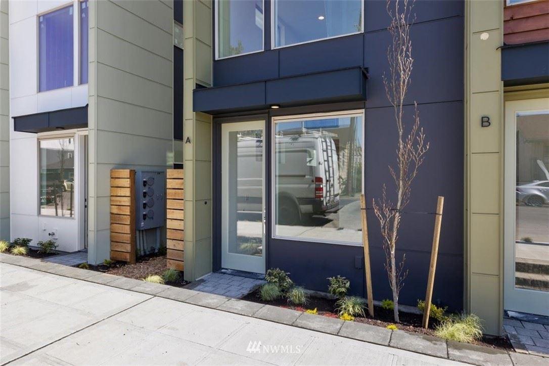 Photo of 6662 Carleton Avenue S #A, Seattle, WA 98108 (MLS # 1787978)