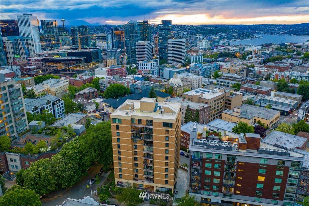 Photo of 1300 University Street #8C, Seattle, WA 98101 (MLS # 1777979)