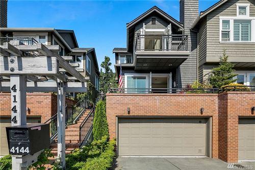 Photo of 4144 Beach Drive SW, Seattle, WA 98116 (MLS # 1623981)
