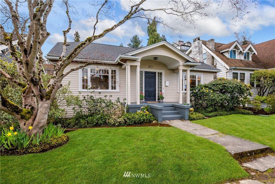 Photo of 877 E Gwinn Place, Seattle, WA 98102 (MLS # 1744981)