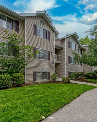 Photo of 19230 Forest Park Drive NE #C110, Lake Forest Park, WA 98155 (MLS # 1665982)